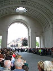 इपरमा ब्रिटीश गुर्खा सैनिकको स्मारक