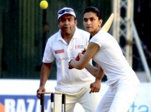 बलिउड हिरोइनको क्रिकेटर मोह