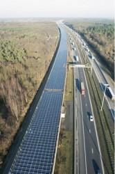बेल्जियममा सौर्य ऊर्जा संचालित ट्रेन