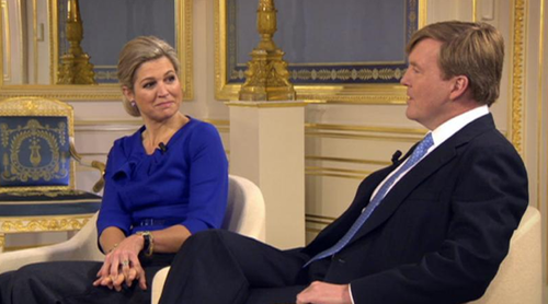 Netherlands Future king Willem and queen