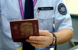 passport check