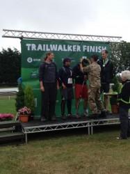 Oxfam trail walker