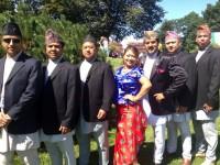 अमेरिकाको बृहद परेडमा नेपाली लोकगीत र नृत्य