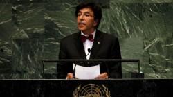 Elio Rupo in UN