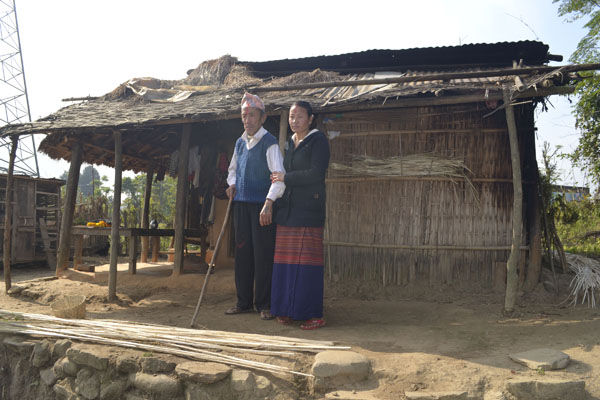 मदन भण्डारीका हत्यारा भनिएका अमर लामाको परिवार बस्ने घर