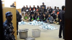 nepal vote counting