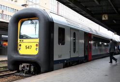 बेल्जियन  रेलमा ब्यापक प्रहरी कन्ट्रोल