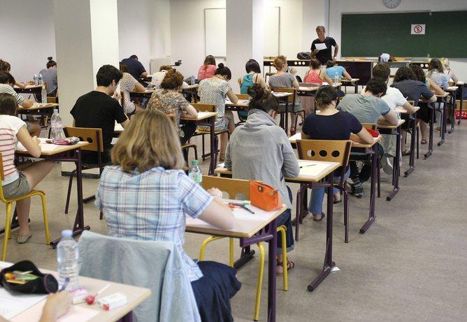 FRANCE SCHOOLS BACCALAUREAT EXAM