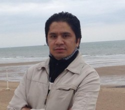 दीपेन्द्र के.सी.युरोपेली नेपाली डायस्पोराका प्रतिनिधि कवि