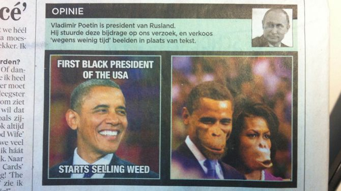 Obama de morgen