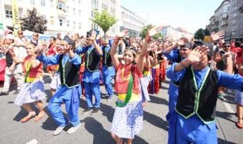 बर्लिनको सडक महोत्सवमा नेपाल