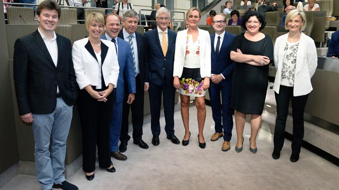 Flemish cabinet