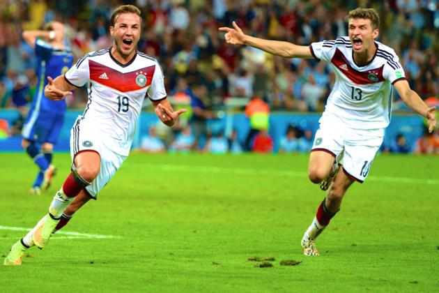 German win final
