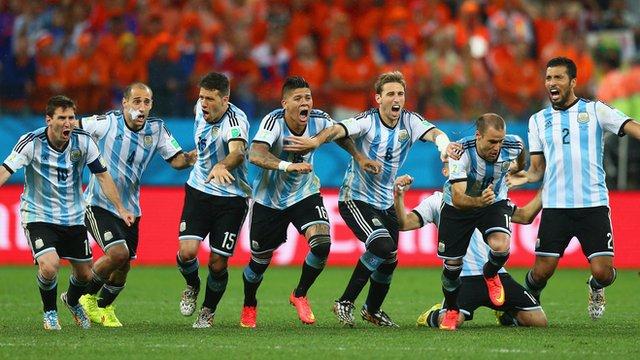 argentina win