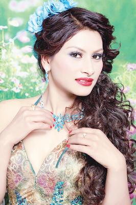 misses Nepal Rajani Thapa