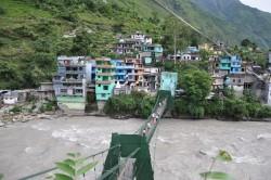 दार्चुला जाने पुलमा भारतीय ताला