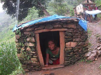 Women in western Nepal