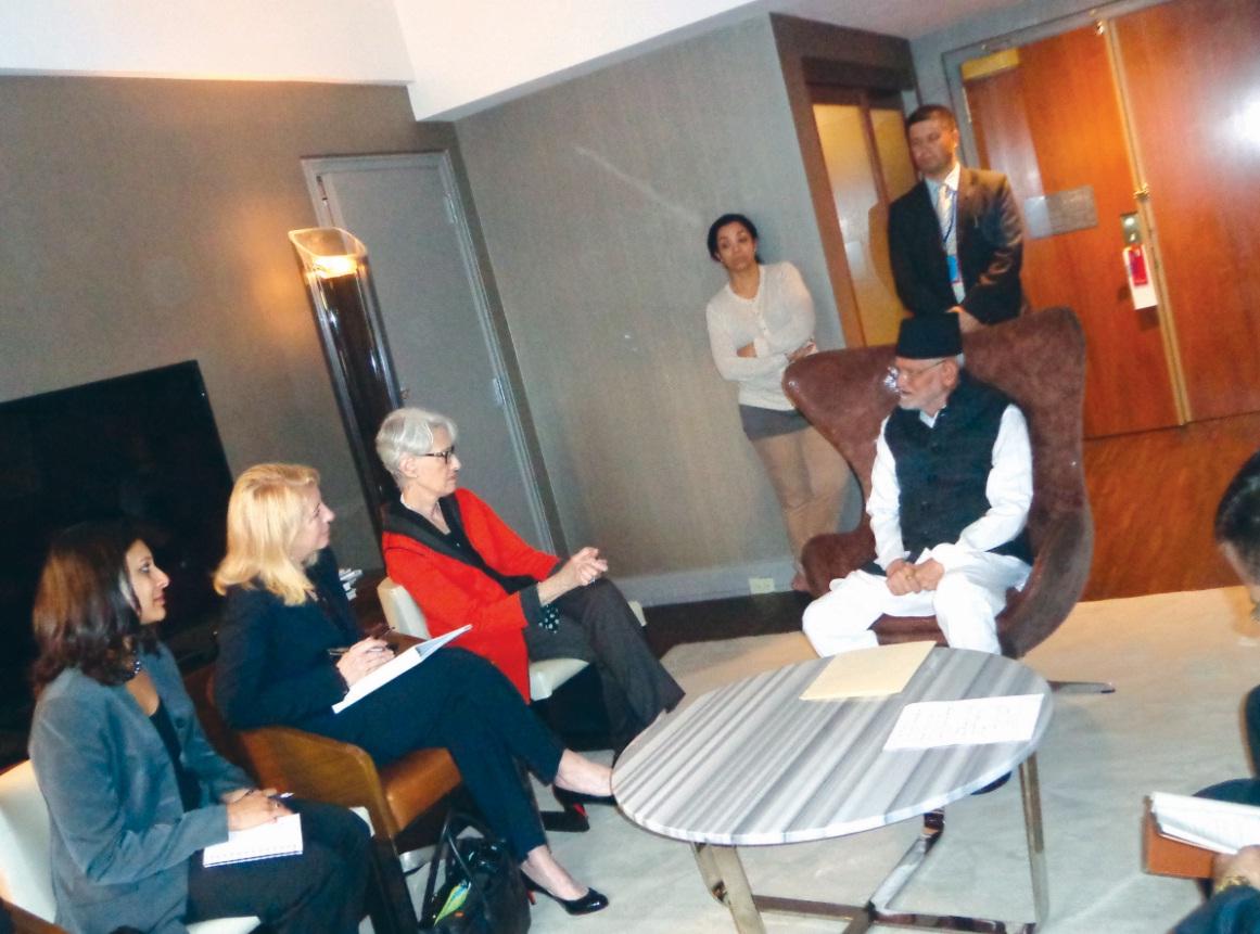 PM Koiral-mridula photo