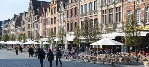 Oude Markt Leuven