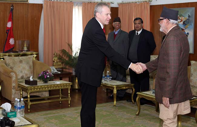 Former Belgium's PM Calls on PM