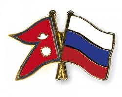 Flag-Nepal-Russia