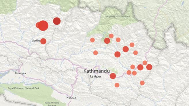Nepal-earthquake-shocks-strength