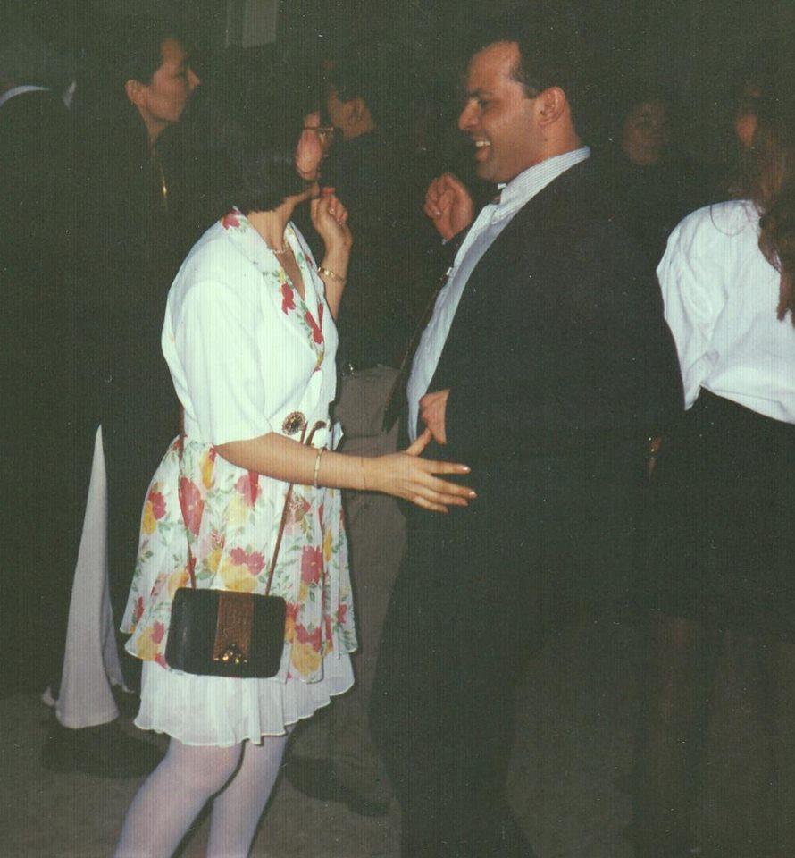 Minendra-Rijal-dance-with-wife
