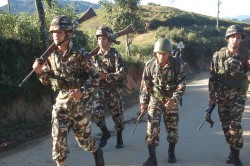 nepal-army