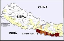 eastern terai