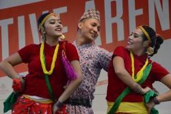 नेदरल्याण्डसको 'एम्बेसी फेस्टिबल' मा नेपाल