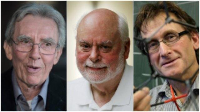 आणविक स्केलमा मेसिनको डिजाइन र संस्लेषणका लागि रसायनतर्फको नोबेल पुरस्कार