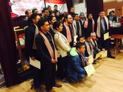 जनसम्पर्क समिति नर्वेको दोस्रो अधिवेशन सम्पन्न