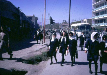 १९६० को दशकमा अफगानिस्तान