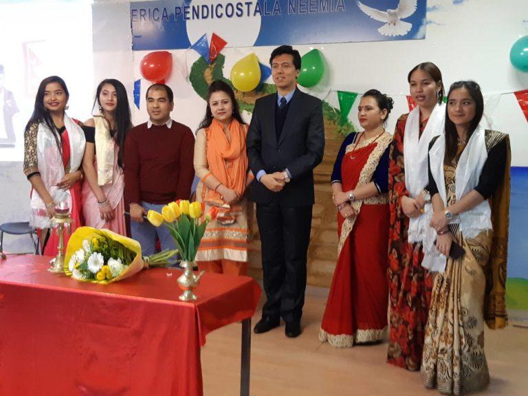 ब्रसेल्समा नेपाली स्कुल लोकप्रीय बन्दै