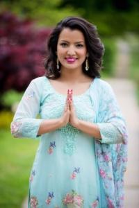 पूर्व मिस नेपाल बनिन् सद्भावना दूत