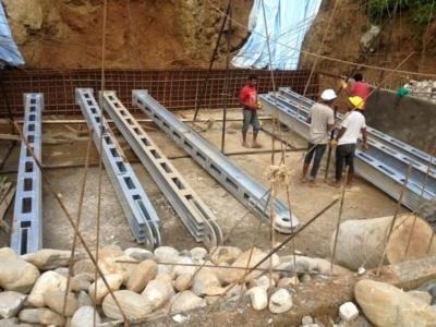 बागलुङमा बन्जीजम्पिङ स्थल निर्माण सुरु
